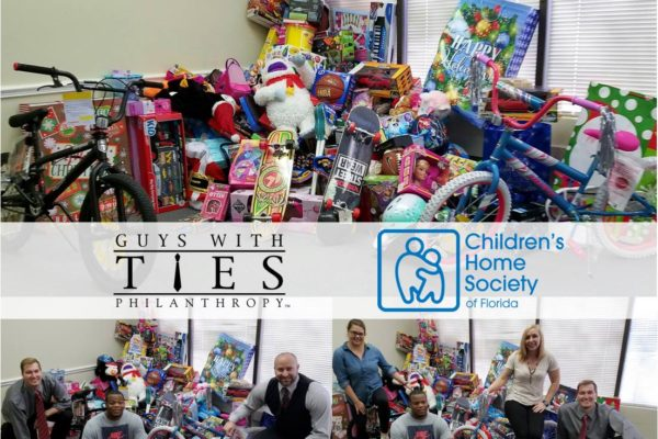 Toy Drive Childrens Home Society